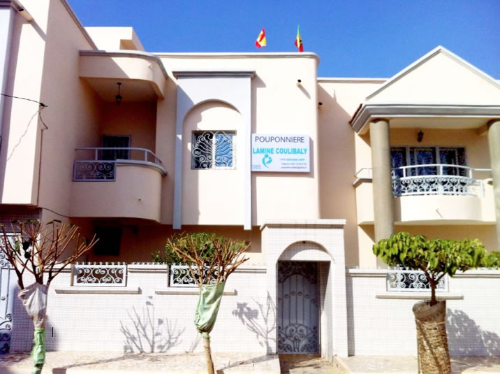 Casa acogida Proyecto Senegal